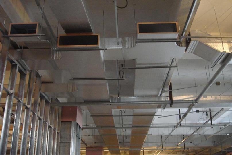 厂房降温工程-安乐净化