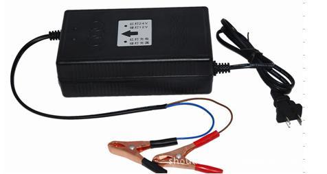 蓄电池充电器dc12v 5a