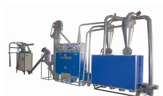 郑州双狮玉米加工设备新品日产12吨玉米精加工制糁设备