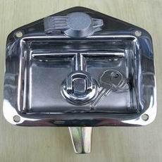 浙江厂家现货供应防锈耐腐蚀不锈钢工具箱锁SY124-1S