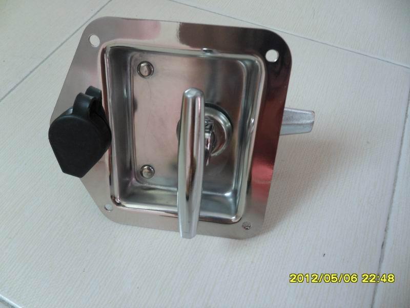 供应台州友航高品质不锈钢盒锁SD124-3S