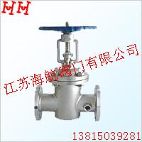厂家-BZ41W-16P/16R不锈钢保温闸阀