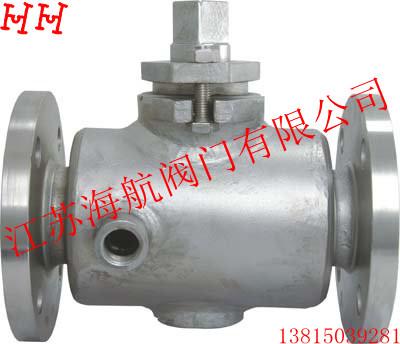 厂家批发-BX43W-10P/10R二通保温旋塞阀