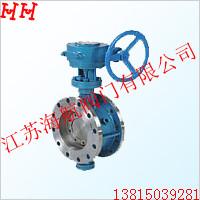 供应BD343H-16C/25C铸钢保温蝶阀