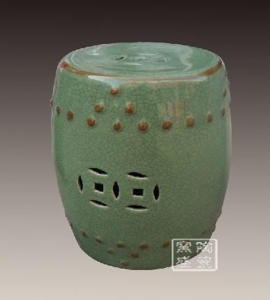 景德镇陶瓷瓷凳 手绘青花瓷凉凳