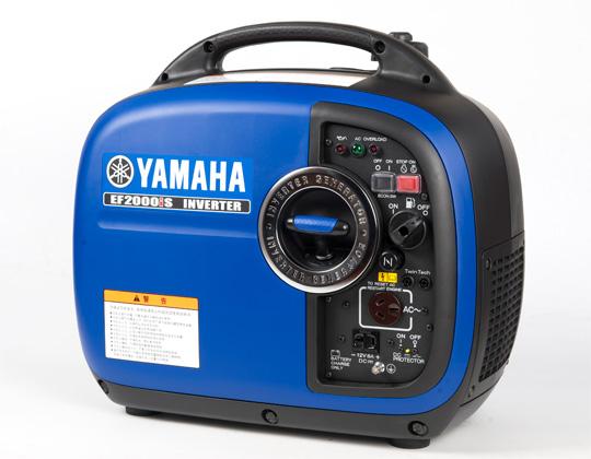 雅马哈汽油变频发电机 EF2000IS   2KW