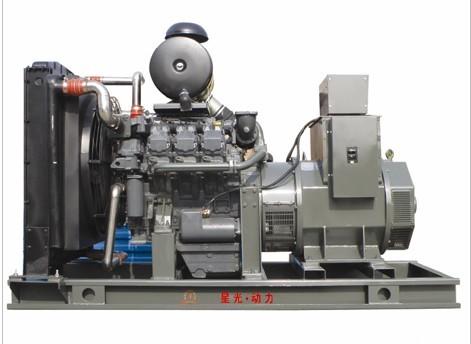 200KW帕金斯发电机组技术参数