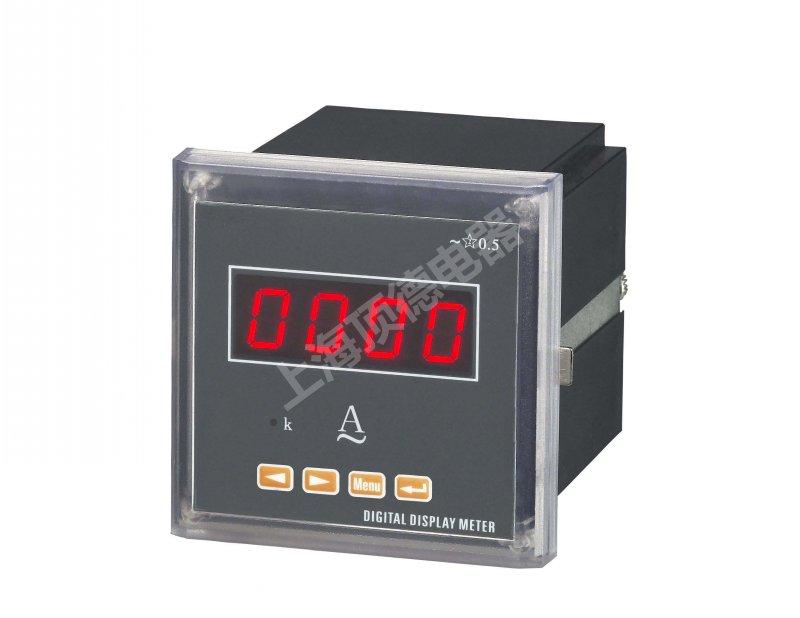 数显表KDY-1I4X2三相电流表