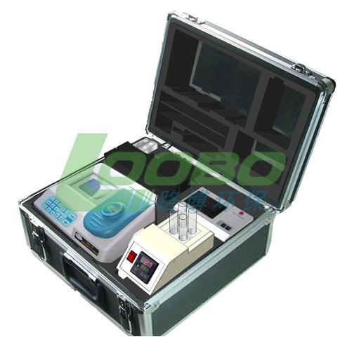 COD、氨氮、总磷快速测定仪