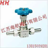 供应J23W-160R|J23W-320R针型阀