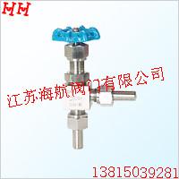 供应J24W-160R|J24W-320R不锈钢角式针型阀