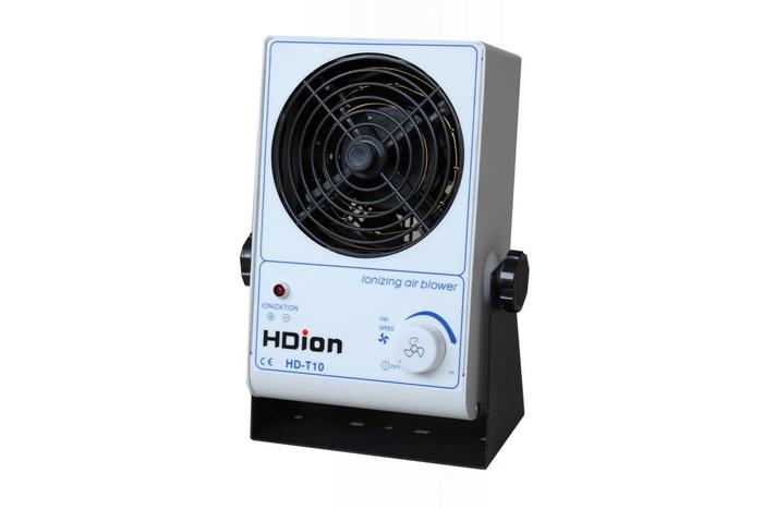 浙江除静电除尘设备电子生产线个人专用除静电台式风机