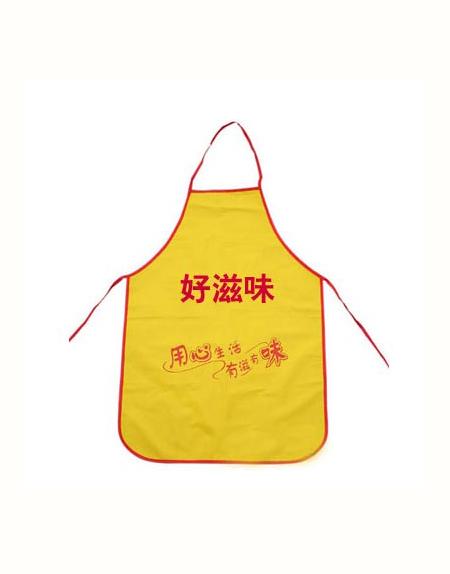 晋江哪里有制作生产广告带LOGO围裙厂家