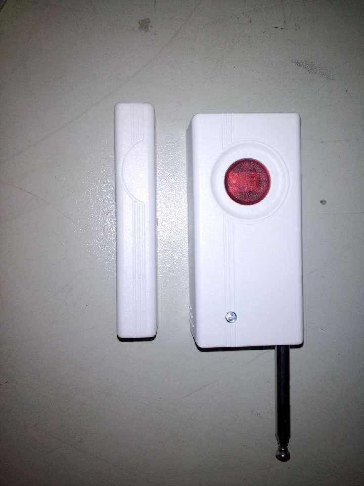 供应大功率无线门磁,中国宜居通项目标准门磁