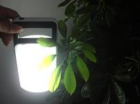 山东蓝晶易碳太阳能野营灯BCT-701