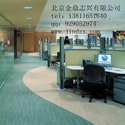 北京办公室地板铺装