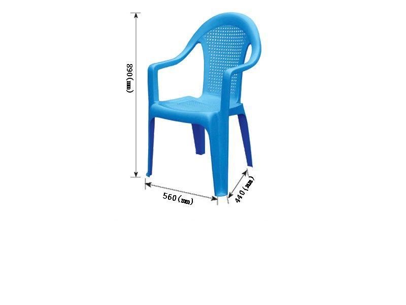 1#塑料椅子