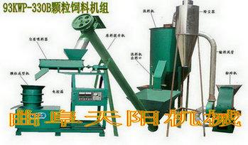 高产量饲料颗粒机 燃料颗粒机 秸秆颗粒机 颗粒成型机报价
