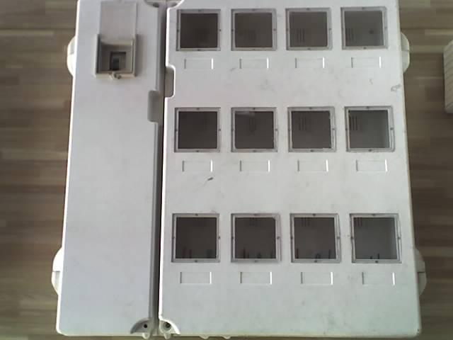 电子式电表箱