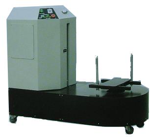 XL-01 标准型行李缠绕包装机 YUPACK