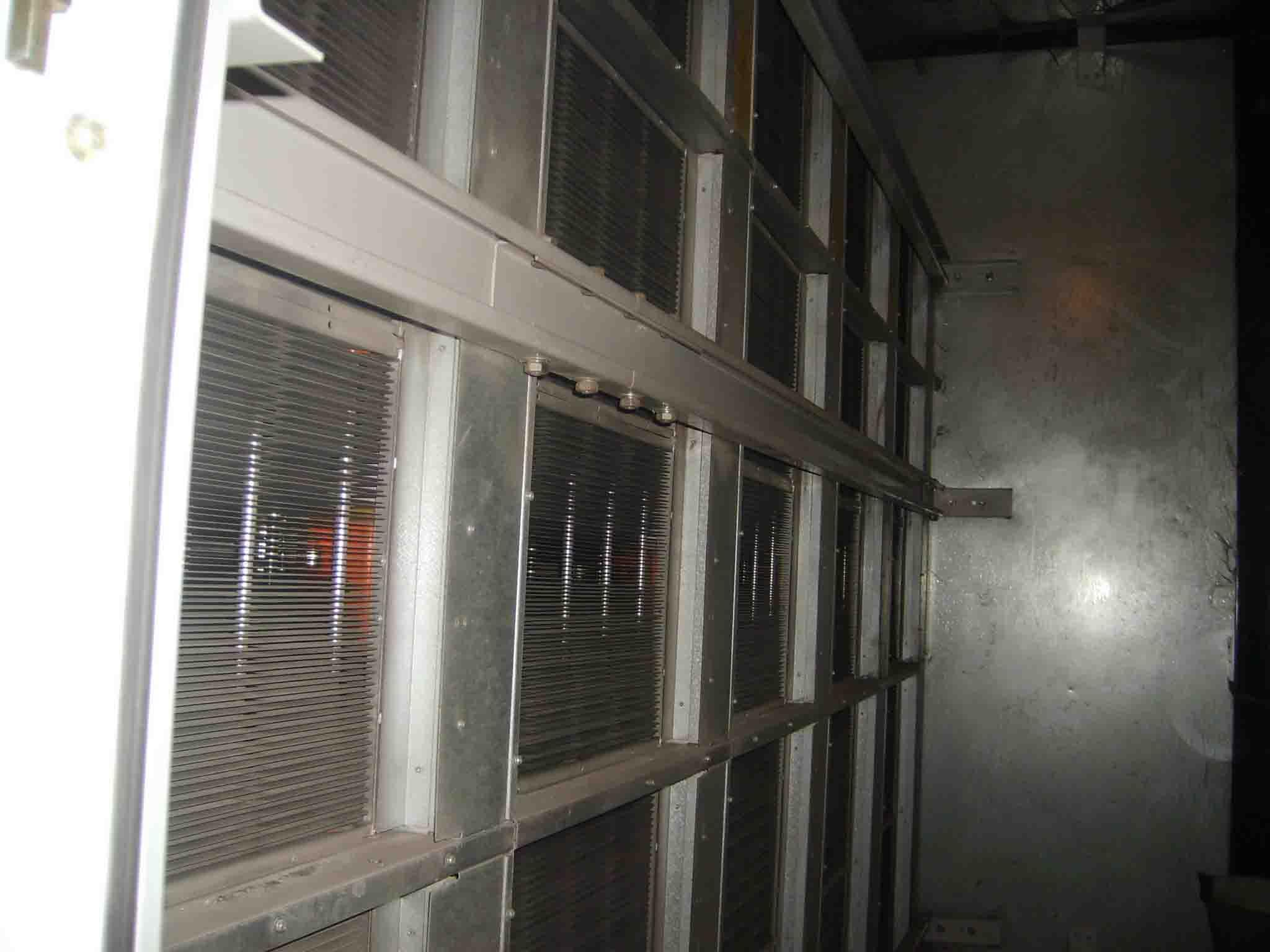 中央空调风柜式电子空气净化机