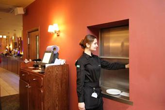 厨房电梯、餐厅电梯