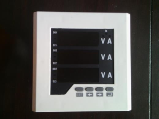 数字电流电压表