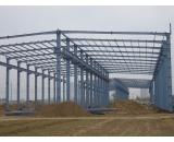 温州钢结构厂房设计
