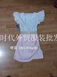 北京最便宜库存服装尾货服装常年供应外贸尾单欧版及日韩版女款