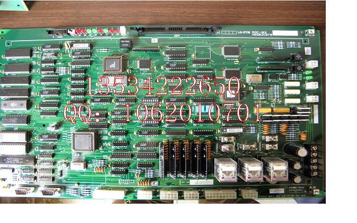 供应lg电梯电路板doc-103主控制板13534222650