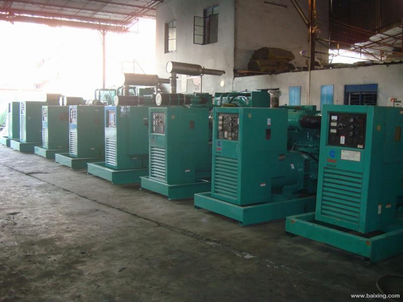 防城港 来宾 柳州 钦州 桂林 柴油发电机出租