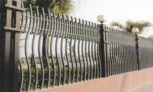 欧式不锈钢护栏图片