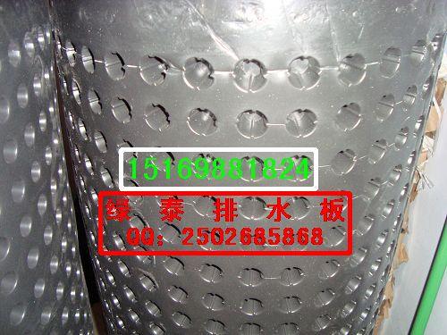 生产%衢州车库排水板%金华地下室底板防渗排水板的/厂家