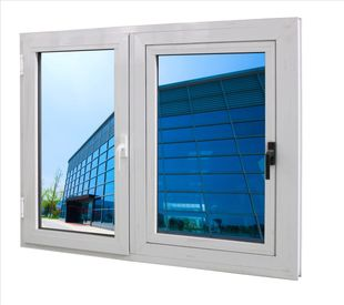 重庆断桥铝门窗普罗金斯5300型节能平开气密窗