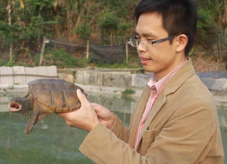 金色池塘佛鳄龟养殖场将一如既往的坚守诚信