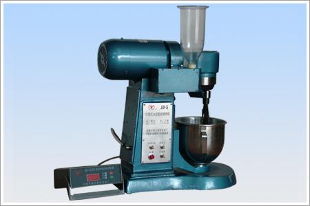 JJ-5型行星式水泥胶砂搅拌机(ISO)