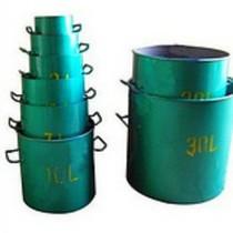 容积升容量筒1-30L 砂石容积筒 容积升 (1-30L) 容量