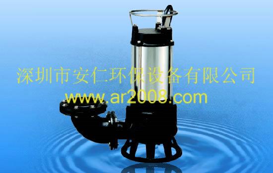 台湾亨龙B-123型无阻塞潜水泵,排污泵