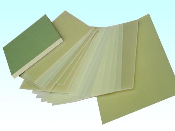 浙江批发出售绝缘板,黄色绿色玻钎环氧板