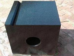 花岗石方箱需要000级找泊新量具