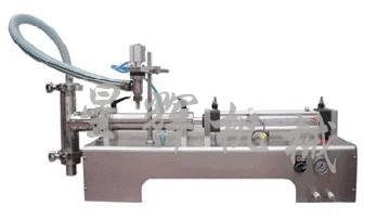 生物农药灌装机-洗衣液灌装机