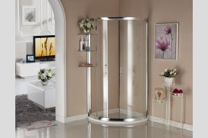 [卓美欧] 现代风格 透明时尚玻璃淋浴房