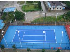 林志玲变身网球女将 短裙上阵打网球,冠奥同星,冠奥通行!