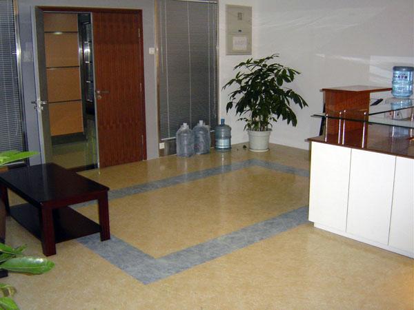 山东塑胶地板生产基地