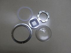 供应30W-100W集成玻璃平凸透镜