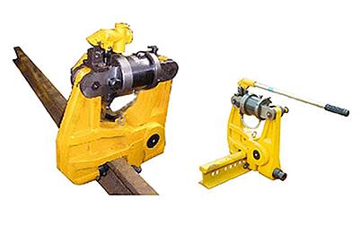 生产热销KKY—300液压钢轨挤孔机
