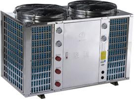 聚腾空气能热泵热水器商用机