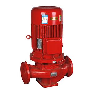 XBD-ISG系列立式单级消防泵