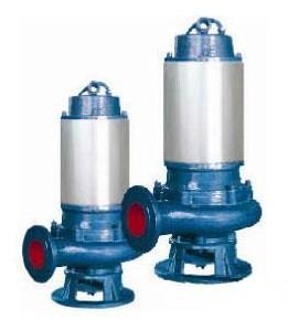 JPWQ型不锈钢自动搅匀排污泵
