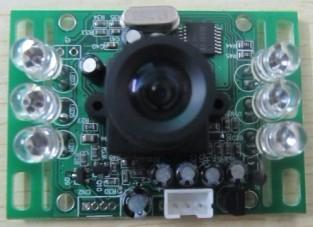 可视门铃,金融验钞设备专用CCD模组,黑白图像